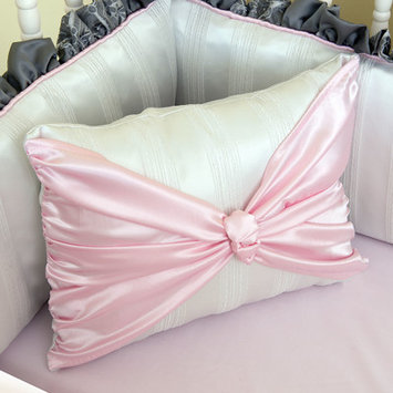 Bebe Chic Sophia Bow Pillow