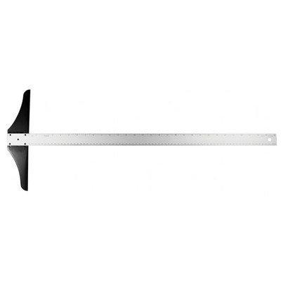 Alumicolor 2134-1 30 in. Standard Aluminum T-Square - Silver