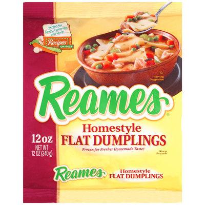 Reames® Homestyle Flat Dumplings 12 oz. Bag