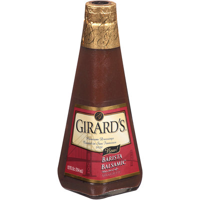 Girard's® Barista Balsamic Vinaigrette 12 fl. oz. Glass Bottle