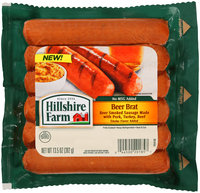 Hillshire Farm Beer Brat 13.5 oz. Pack