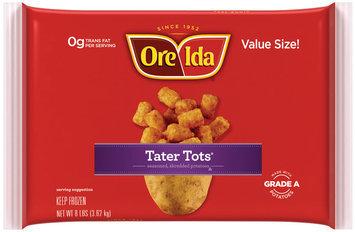 Ore-Ida Seasoned Shredded Potatoes Tater Tots