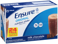 Ensure® Original Milk Chocolate Nutrition Shake 1.5 gal. Box