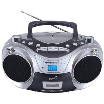 Supersonic SC-709 Portable MP3/CD, Cassette, USB