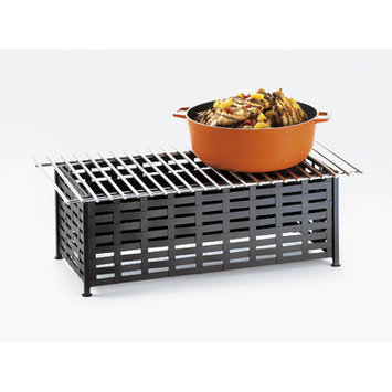 Sams Club Chafer with Grill - Lattice Rectangle - Chafers