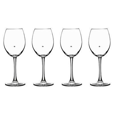 Cuisinart Set Of 4 Stars The Limit Glassware