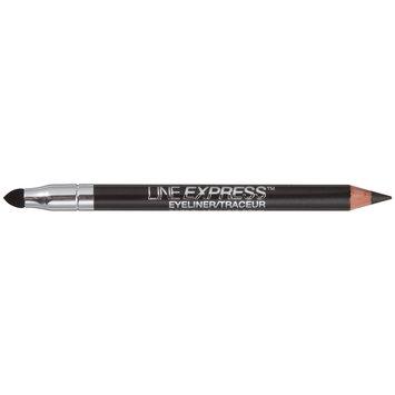 line express™ eyeliner soft black