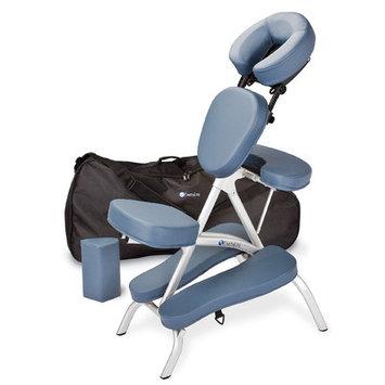 Earthlite Vortex Massage Chair Package Color: Vanilla Cr me