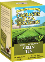 Charleston Tea Plantation Wadmalaw Island Green Tea 12 ct Box
