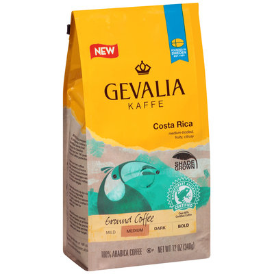 Gevalia Costa Rica Ground Coffee 12 oz. Bag
