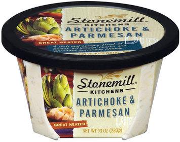 Stonemill Kitchens Artichoke & Parmesan Dip 10 Oz Tub