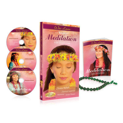 Wailana Easy Meditation for Everyone Kit