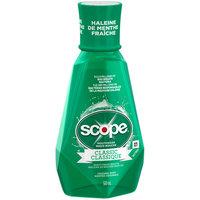 Scope Classic Original Mint Mouthwash, 500 mL