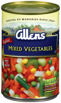The Allens Original Mixed Vegetables 15 Oz Can