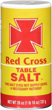Red Cross™ Table Salt 26 oz.
