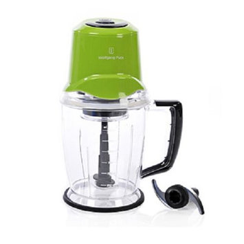 Wolfgang Puck Everyday Essentials 50 Oz. Quad Chopper Blender Color: Green