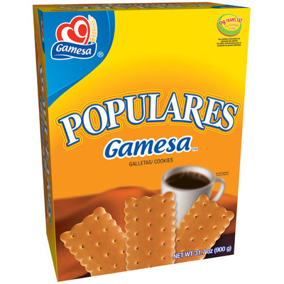 Gamesa® Populares Cookies 31.7 oz. Box
