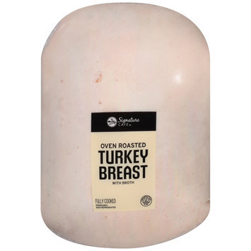 Signature Cafe™ Oven Roasted Turkey Breast with Broth Pack