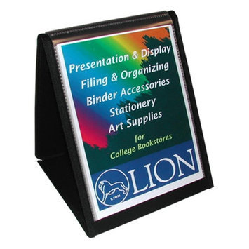Lion Office Products LIO39009 Flip-N-Tell Vertical Easel