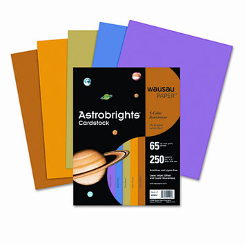 WaUSAu Papers Astrobrights Color Paper