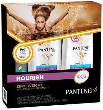 Pantene Pro-V Olympics Aqua Light Hair Products Gift Set