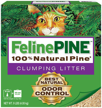 Feline Pine® Scoop Cat Litter 9 lbs.