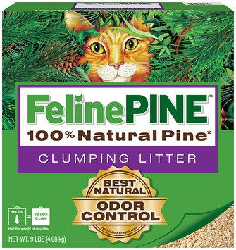 feline pine® scoop cat litter