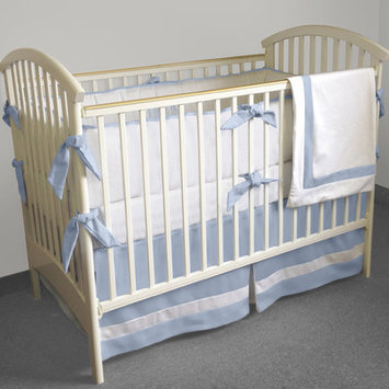 Bebe Chic Jake 4 Piece Crib Bedding Collection