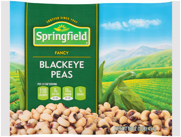 Springfield® Fancy Blackeye Peas 16 oz. Bag