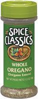 Spice Classics Whole Oregano 1.2 Oz Shaker