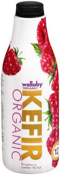 Wallaby® Organic Raspberry Kefir 32 fl. oz. Bottle