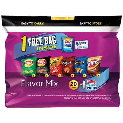 Frito Lay Flavor Mix Variety Pack