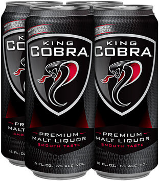 King Cobra Premium Malt Liquor