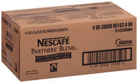 Nescafe Partners' Blend 100% Pure Arabica Instant Coffee, 3.52 oz. Box
