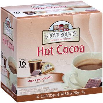 Grove Square™ Milk Chocolate Hot Cocoa 16 ct K-cups®