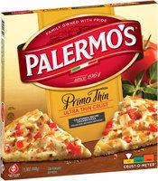 Palermo's Primo Thin Ultra Thin Crust California Recipe Chicken Pizza, 15.8 oz. Box