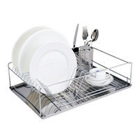 Linen Depot Direct Sandra Venditti Dish Rack