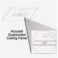 Draper Aero Accuset Suspended-Ceiling Panel (1 1/2