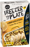 The Good Table™ Freezer to Plate Lemon Garlic Herb Pasta & Sauce 10.2 oz. Box