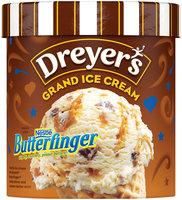DREYER'S/EDY'S  Grand Nestlé Butterfnger Ice Cream 1.5 qt. Carton