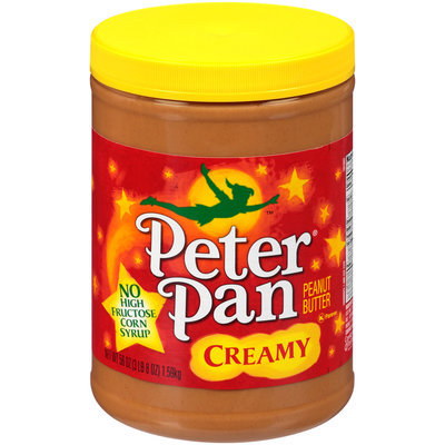Peter Pan® Creamy Peanut Butter 56 oz. Jar