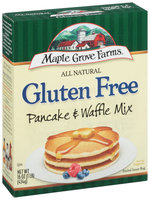 Maple Grove Farms Gluten Free Pancake & Waffle Mix 16 Oz Box
