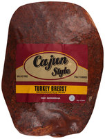 Cajun Style Turkey Breast Pack