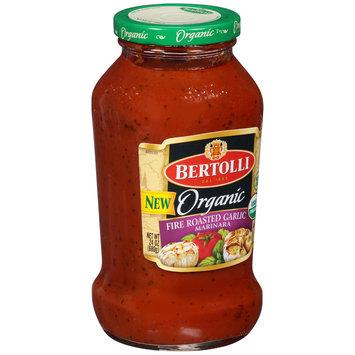 Bertolli® Organic Fire Roasted Garlic Marinara Sauce 24 oz. Jar