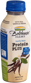 Bolthouse® Farms Protein Plus™ Vanilla Bean Protein Shake 11 fl. oz. Bottle