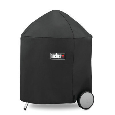 Weber Grilling Accessories. Grill Cover with Storage Bag for 26 in. Charcoal Grills