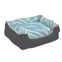 Ez Living Home Honeycomb Memory Foam Topper Dog Pillow Bed Size: Medium - 36