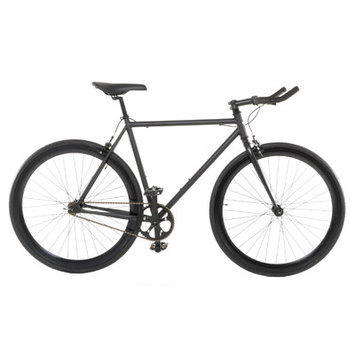 Vilano EDGE Fixed Gear /Single Speed Road Bike Matte Black 50cm