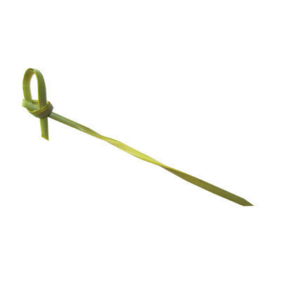Restaurantware Twisted Knot Pick (1000 Count) Size: 4