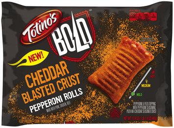 Totino's® Bold Cheddar Blasted Crust Pepperoni Rolls 17.4 oz. Bag